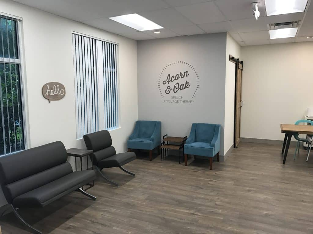 Visit our Speech Therapy Center in coconut creek