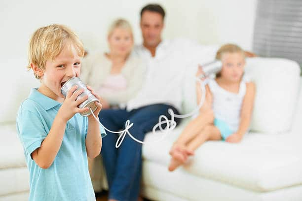 Speech and Language Therapy for families, children and adults